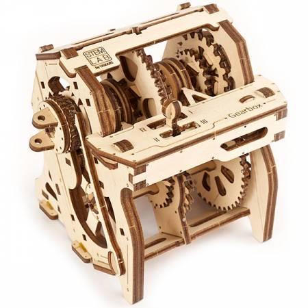 Ugears Коробка передач STEM