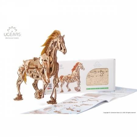 Ugears Конь-механоид