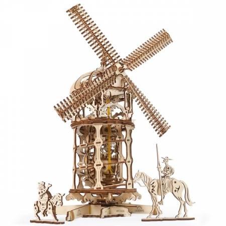 Ugears Мельница-башня