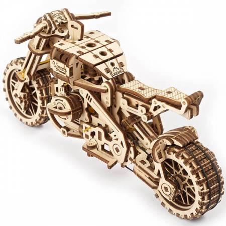 Ugears Мотоцикл Scrambler UGR-10