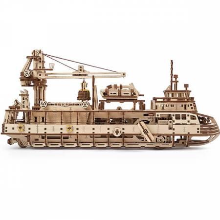 Ugears Научно-исследовательское судно