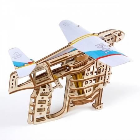 Ugears Пускатель самолетиков