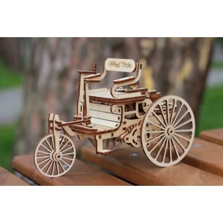 Первый автомобиль - Wood Trick