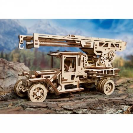 Ugears Комплект Грузовик UGM-11 + Дополнение к грузовику