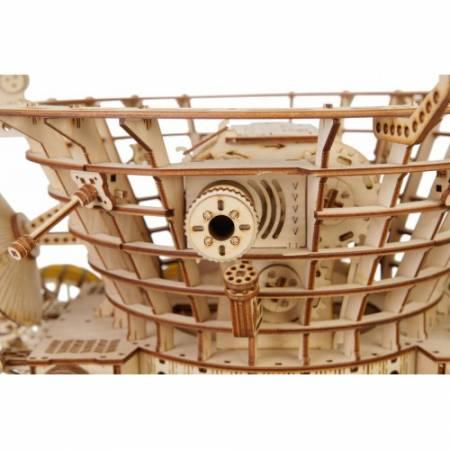 Механический конструктор Луноход - Tadi Wood